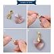 Brass Ice Pick Pinch BailsUK-KK-KK06-S-5