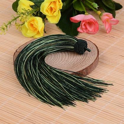 Beautiful Design Nylon Tassel Pendant DecorationsUK-NWIR-I007-19-K-1