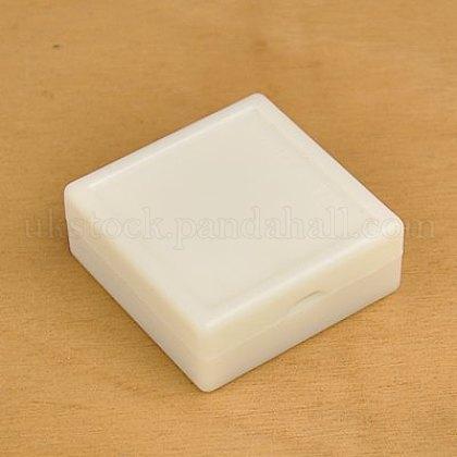 Square Plastic Jewelry BoxesUK-OBOX-E001-1-1