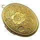 Brass Locket PendantsUK-KK-27/B25-AB-2