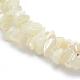 Natural Moonstone Beads StrandsUK-G-P332-01-2