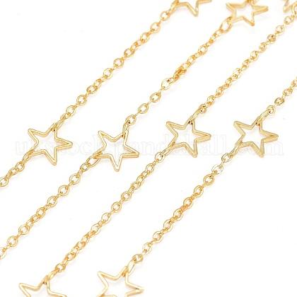 Handmade Brass Link ChainsUK-CHC-F010-02-G-1