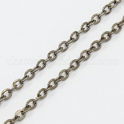 Iron Cable ChainsUK-X-CH-0.5PYSZ-B-1