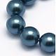 Shell Pearl Beads StrandsUK-SP8MM612-K-2