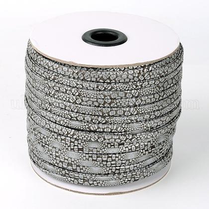 Flat Imitation Leather CordsUK-LC-L003-11-K-1