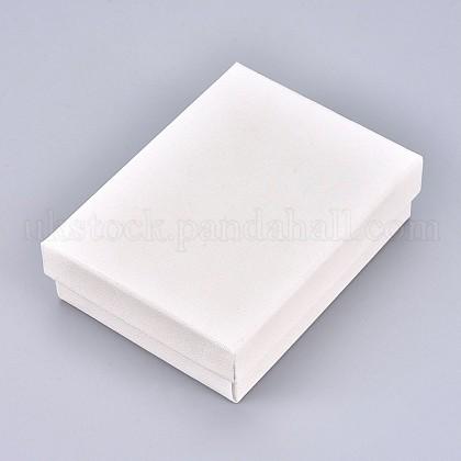 Cardboard Gift Box Jewelry  BoxesUK-CBOX-F004-03B-1